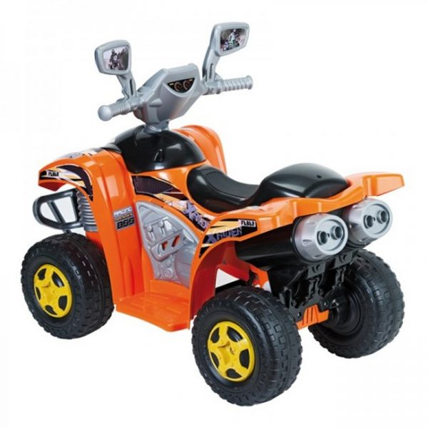Quad Freeride 6V