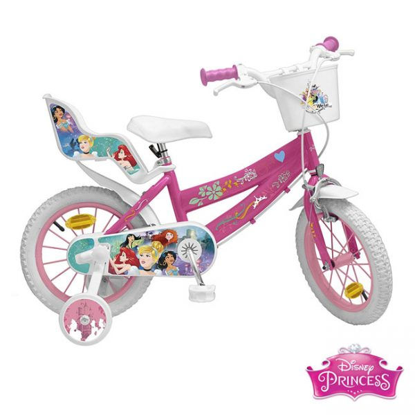Bicicleta Princess 14″