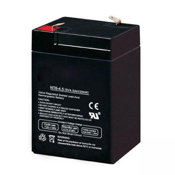 Bateria 6V 4,5AH