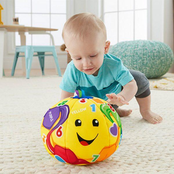 Bola de Futebol Aprender e Brincar