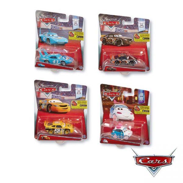 Cars 3 – Sortido de Veículos