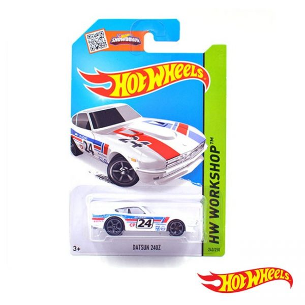 Hot Wheels – Blister de 1 Veículo