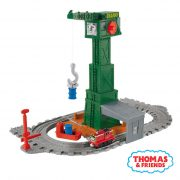 Thomas & Friends – Take-n-Play A Doca do Cranky