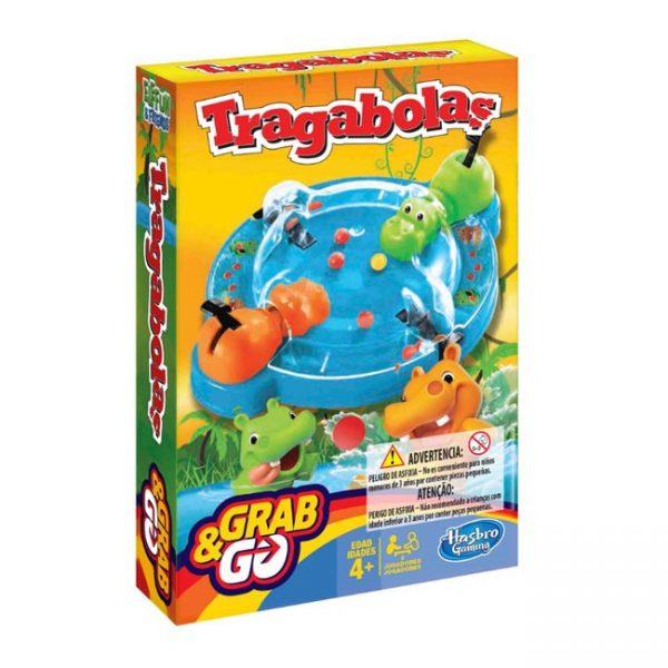 Tragabolas Portátil Grab & Go