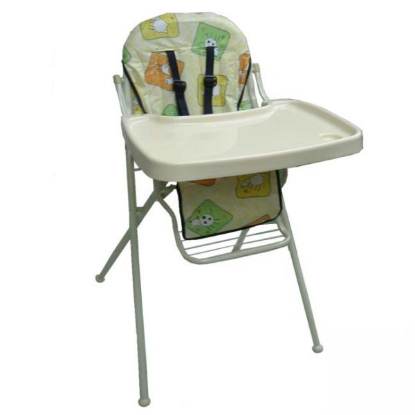 Cadeira de Papa Alta Simples