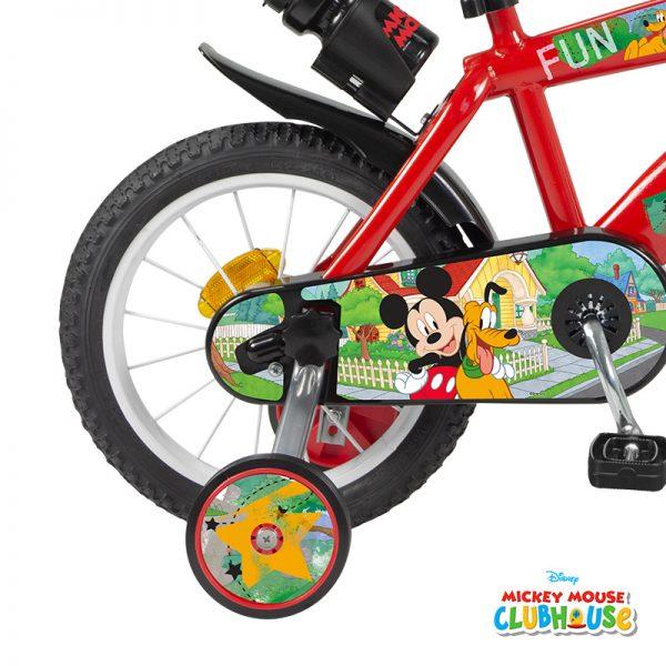 Bicicleta Mickey 14″