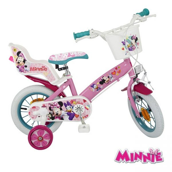 Bicicleta Minnie 12″