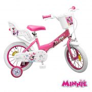 Bicicleta Minnie 14""