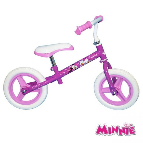 Bike Rider Minnie 10″