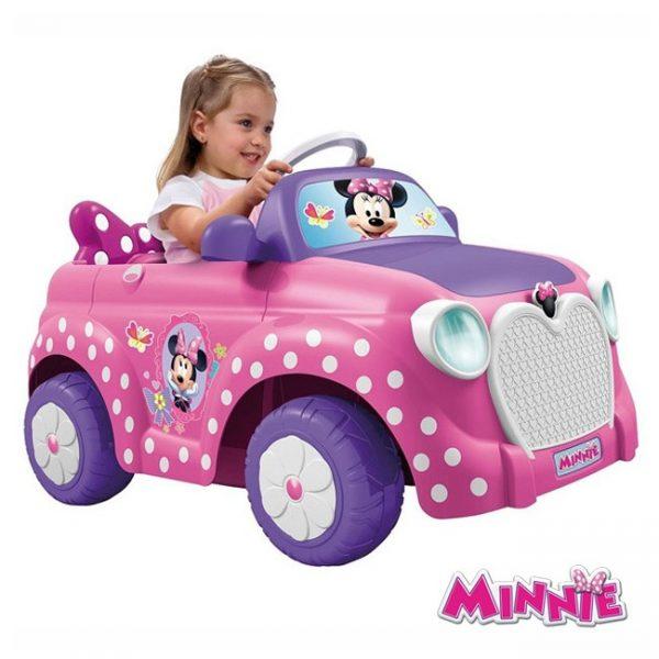 Carro Minnie 6V