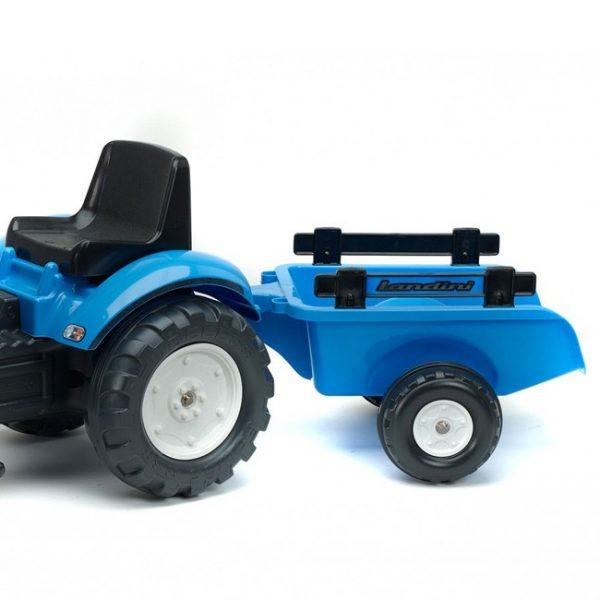 Trator Landini Power 110 + Reboque + Pá
