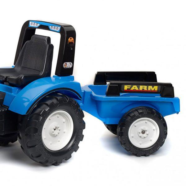 Trator Landini Serie 7+ Reboque