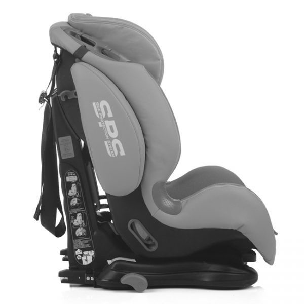 Cadeira Thunder Isofix Red Devil