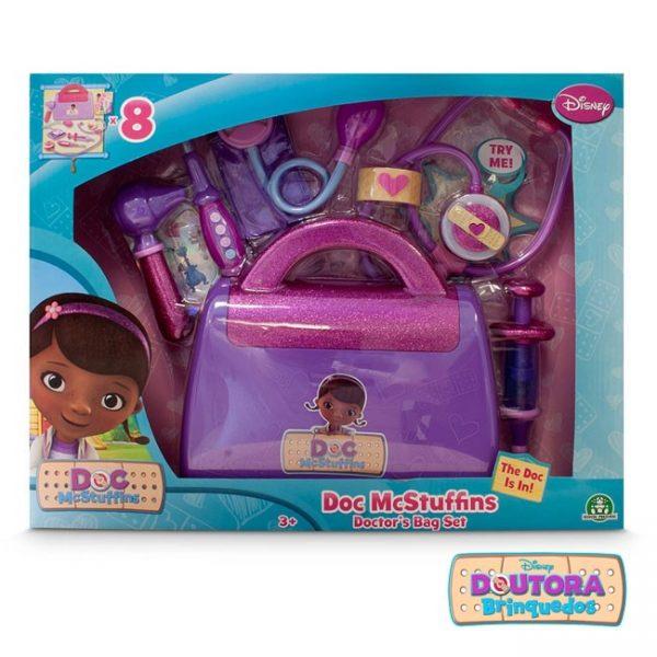 Doutora Brinquedos – Mala da Doutora