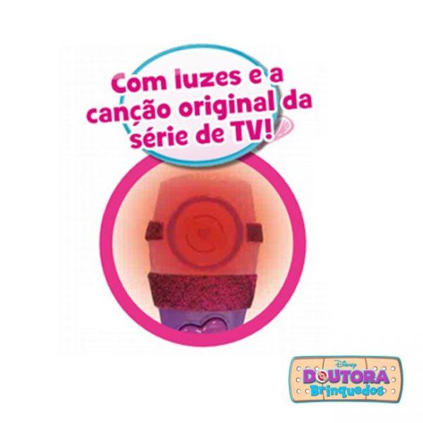 Doutora Brinquedos – Microfone Músical