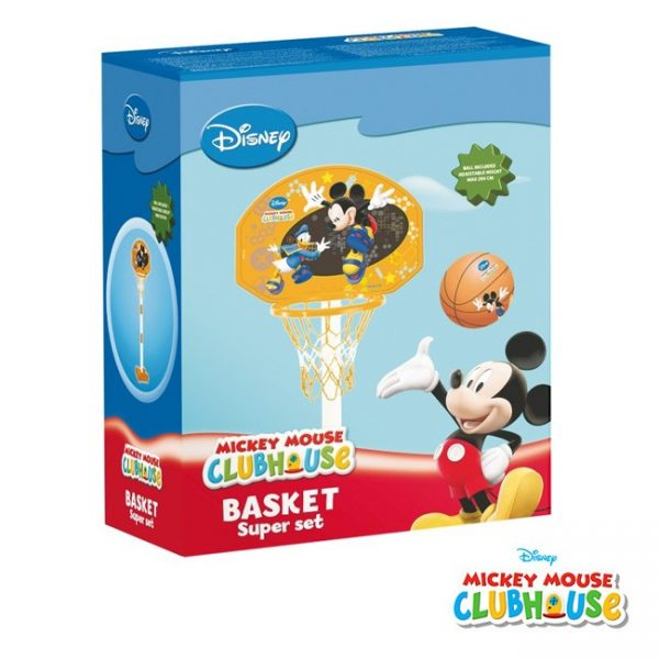 Tabela Basket Mickey Mouse