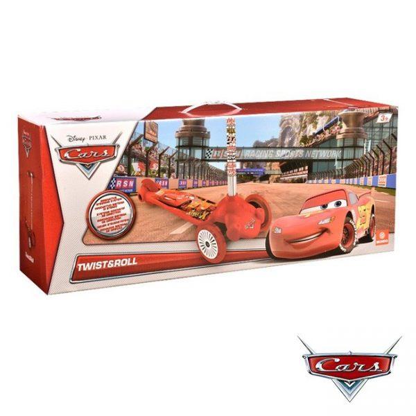 Trotinete Twist and Roll Cars