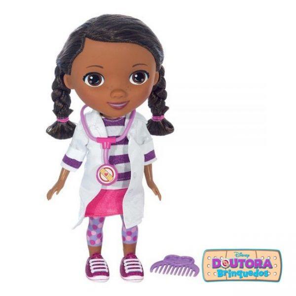 Doutora Brinquedos – Boneca Falante 28cm
