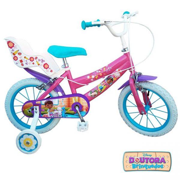 Bicicleta Doutora Brinquedos 14″