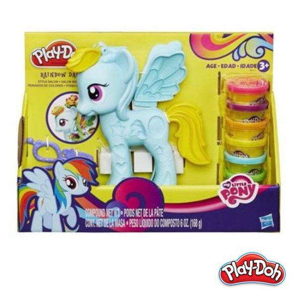 Play-Doh – My Little Pony Rainbow Dash