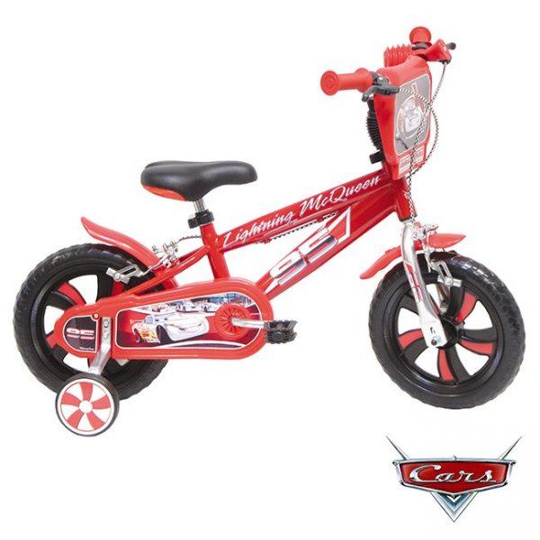 Bicicleta Cars Chrome 10″