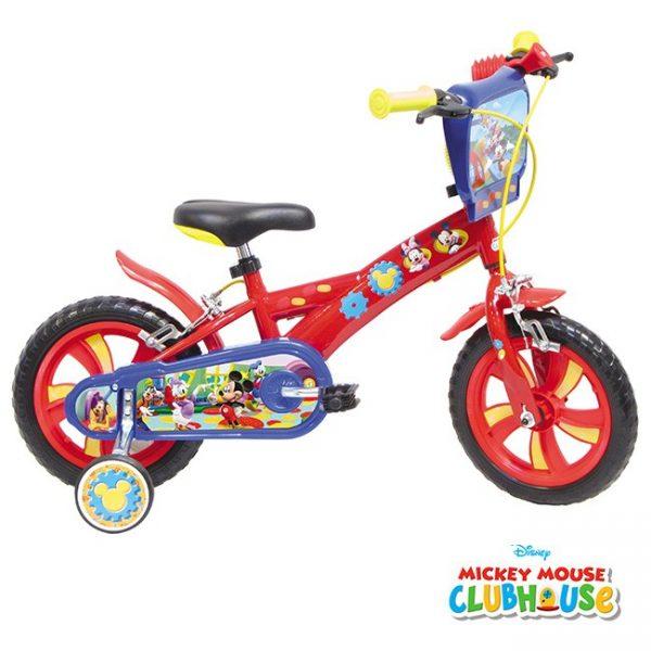 Bicicleta Mickey Mouse 12″