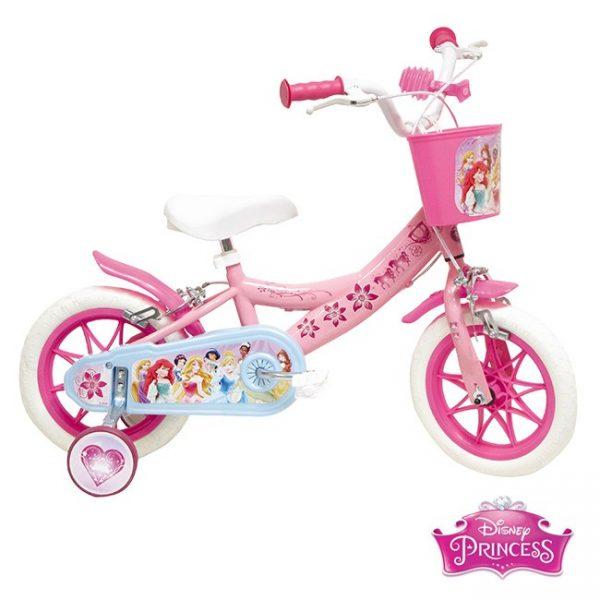 "Bicicleta Princesas Disney 12"""