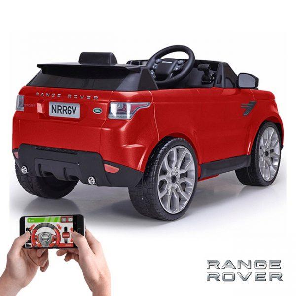 Range Rover 6V c/ Controlo Remoto