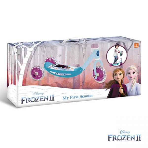 Trotinete 3 Rodas Frozen 2