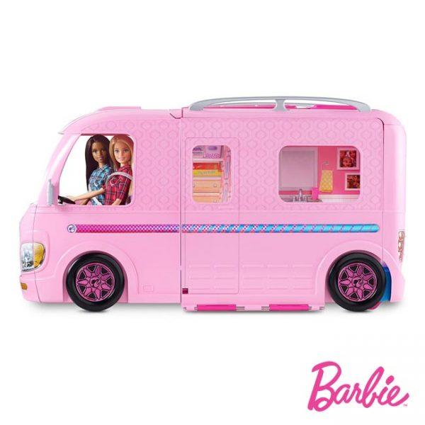Barbie Autocaravana