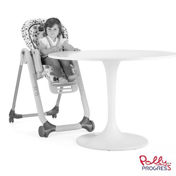 Cadeira de Papa Polly Progres5 Grey