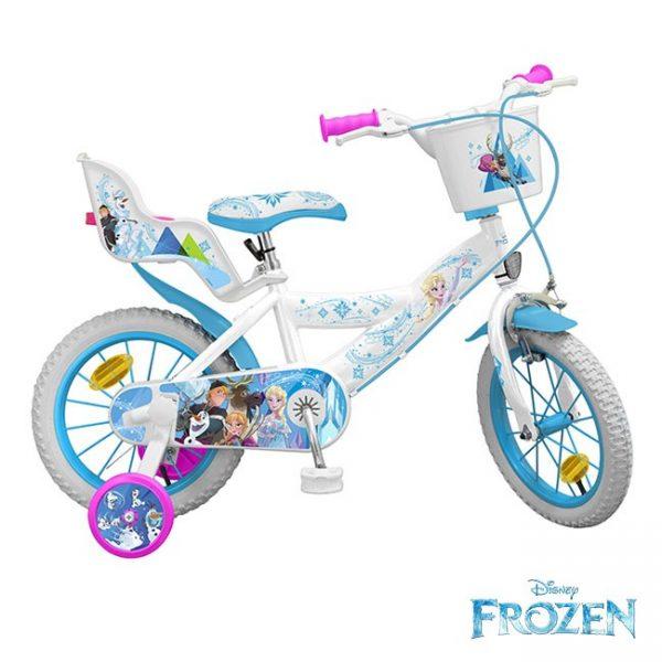 Bicicleta Frozen 14″