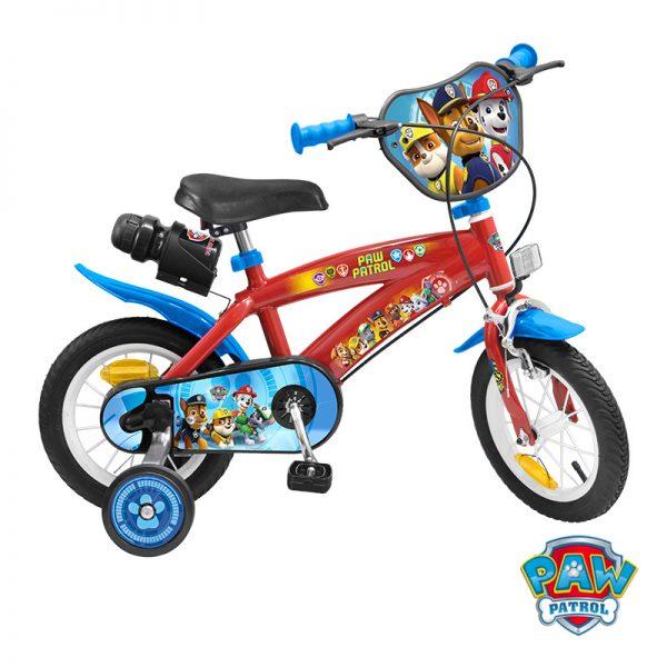 Bicicleta Patrulha Pata 12″