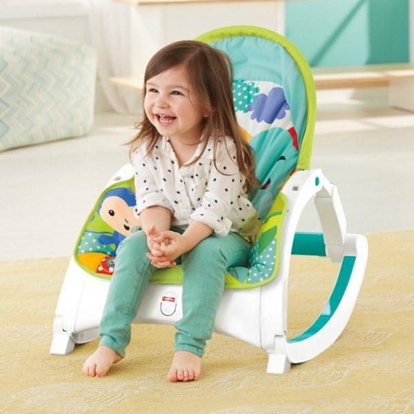 Cadeira Multi-Idades Animais da Selva