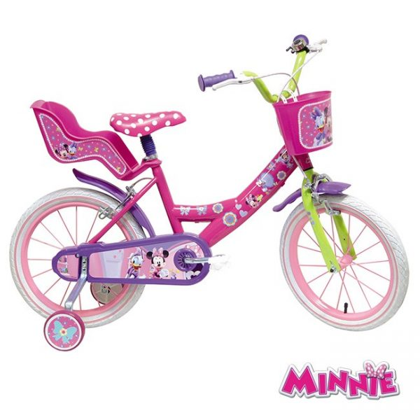 Bicicleta Minnie Mouse 16″