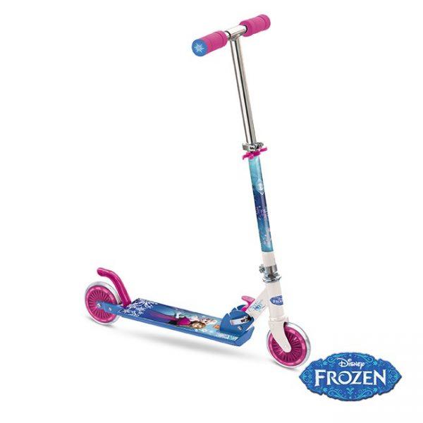 Trotinete 2 Rodas Frozen