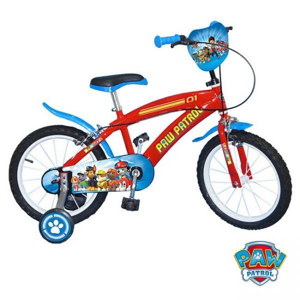 Bicicleta Patrulha Pata 14″