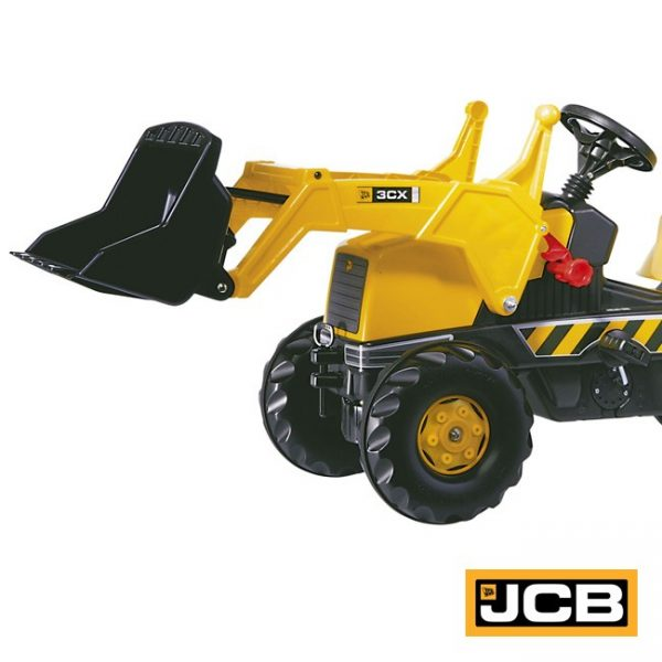 Escavadora JCB 3CX