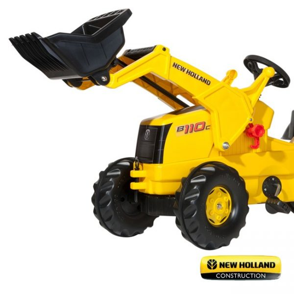 Escavadora New Holland B110C