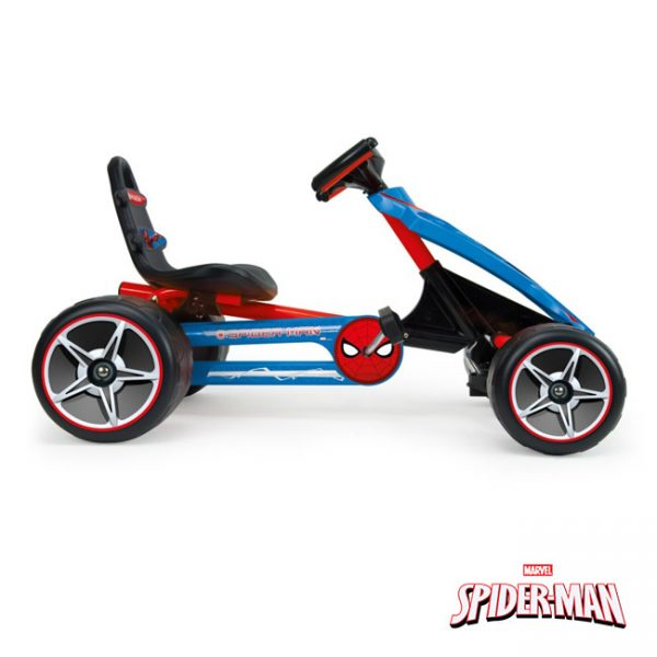Karting Spider-Man