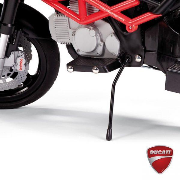 Moto Ducati Hypermotard 12V