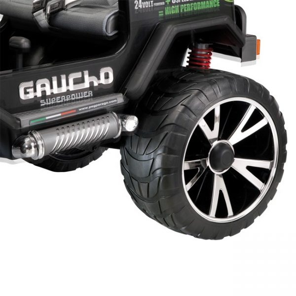 Jipe Gaucho SuperPower 24V