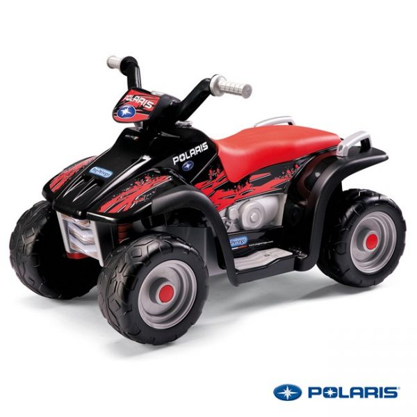 Quad Polaris Sportsman 400 6V