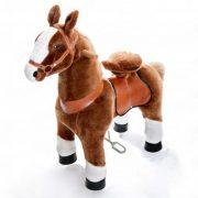 PonyCycle Cavalo Castanho 4-9 anos