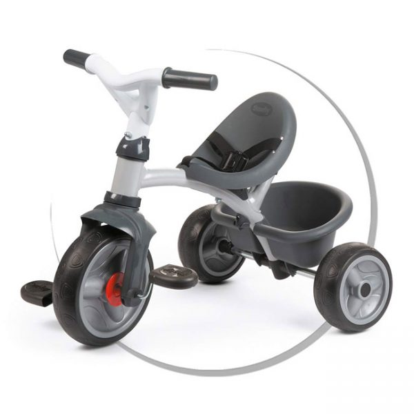 Triciclo Baby Driver Confort Grey