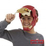 Capitão América Civil War – Máscara Eletrónica Iron Man