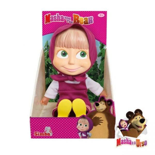 Masha e o Urso – Boneca Masha 23cm