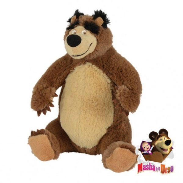 Masha e o Urso – Peluche Urso 25cm