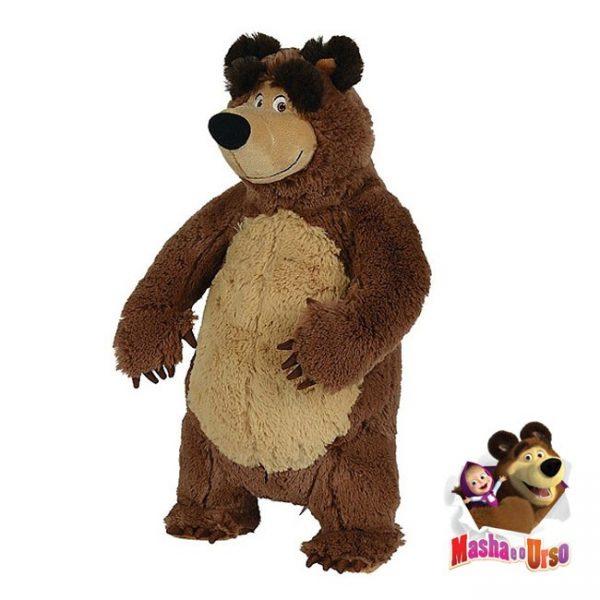 Masha e o Urso – Peluche Urso 35cm