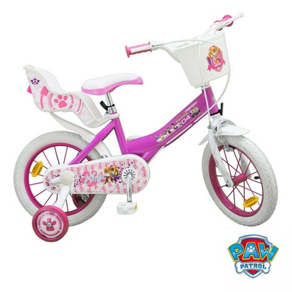 Bicicleta Patrulha Pata Skye 14″